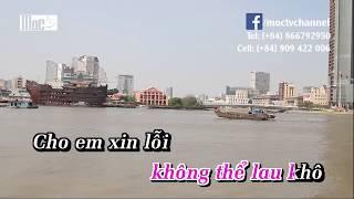 [Karaoke HD] - Beat Chuẩn    Xin Lỗi Anh - Minh Tuyết ft Bằng Kiều
