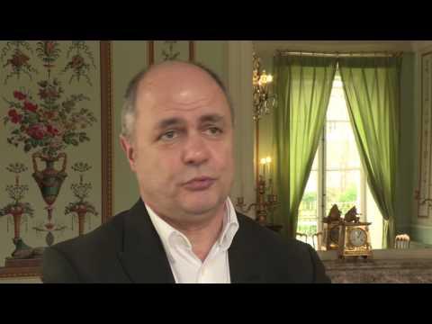 INTERVIEW BRUNO LE ROUX - 25EME JOURNÉE DU LIVRE POLITIQUE