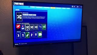 Selling fortnite account 25$ obo