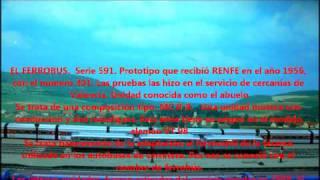 Ferrobús, EL ABUELO, RENFE