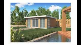 Modern Shed Plan 1 From Modernshedplans.co.uk