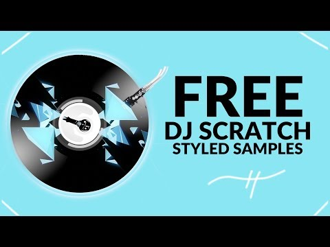 60 Dj Scratched Samples [FREE Download]