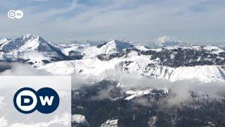 سحر جبال الألب: رحلة إلى تيرول   يوروماكس