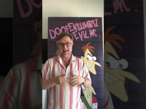 Doofenshmirtz Does the Ham4All Challenge