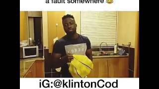 Klintoncod African mums always finds fault everywhere