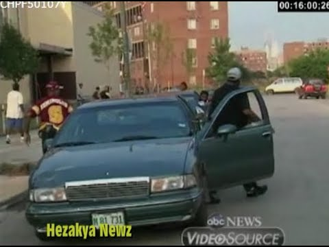 """Download 1989-1995 THROWBACK: """"CHICAGO POLICE RAID THE GANGSTER DISCIPLES"""""""