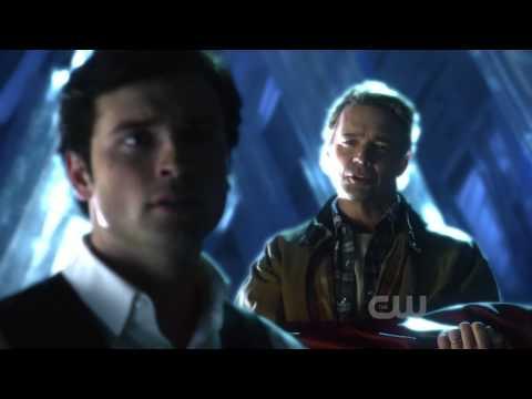Smallville finale: Clark becomes Superman Rescore (John Williams/John Ottman)