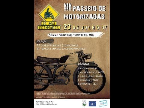 = III Passeio de Motorizadas==23 de Julho de 2017 ==Serro Ventoso ==