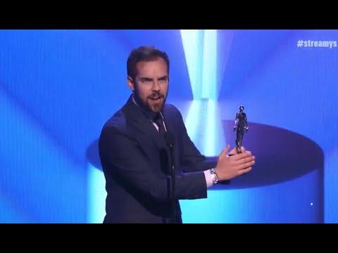 Jack Douglass Wins the Award for Comedy | Streamy Awards 2019