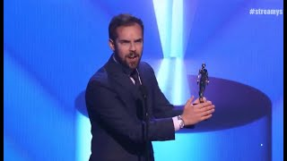 Jack Douglass Wins the Award for Comedy | Streamy Awards 2019