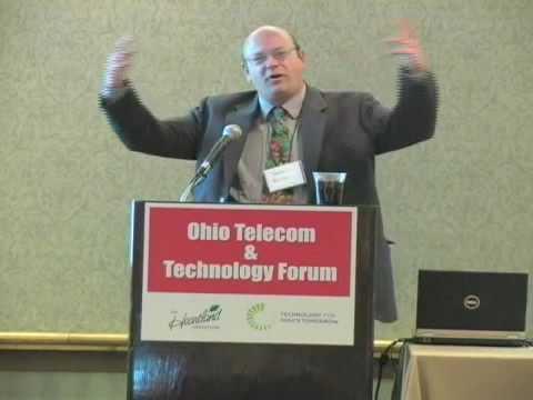 Part One: Jerry Ellig at Ohio Telecom & Tech