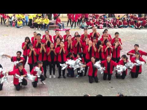 Flash mob B4 - Hội trại xuân NTH 2017
