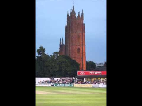 Somerset County Cricket Club Radio Commentary Somerset v Warwickshire 2012