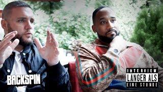 "Fler und Jalil über ""Black Panther"", Charts, Summer Cem, Universal Deal, Echo uvm."