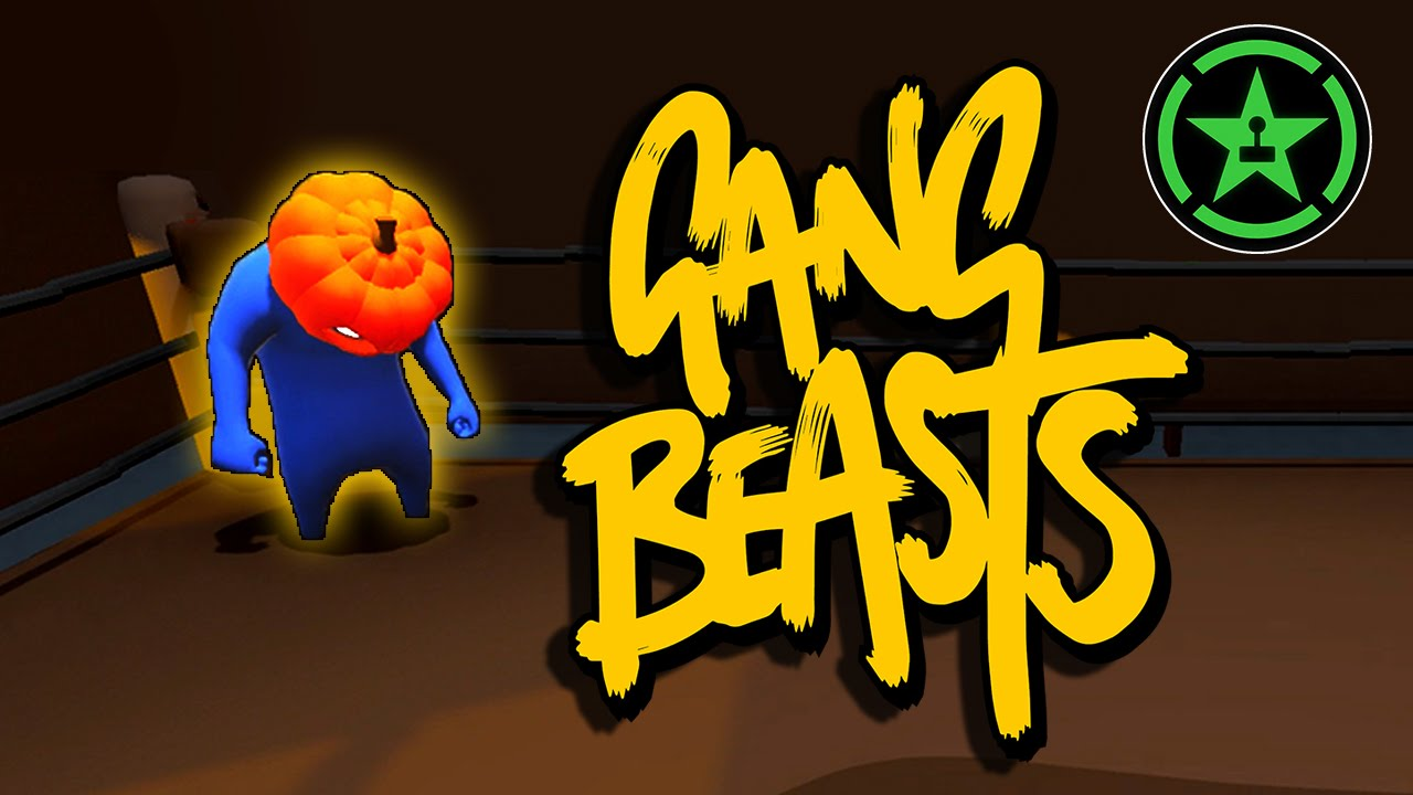 Let's Play – Gang Beasts - YouTube