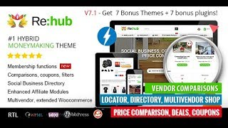 видео Популярные тенденции в темах WordPress - eCommerce