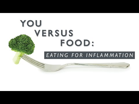 A Dietitian's Guide to Eating for Inflammation | You Versus Food | Well+Good