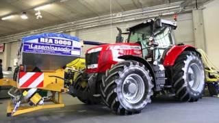 CREA-CER - L'agricoltura conservativa. Progetto Bio-Tillage (video completo 2di2)