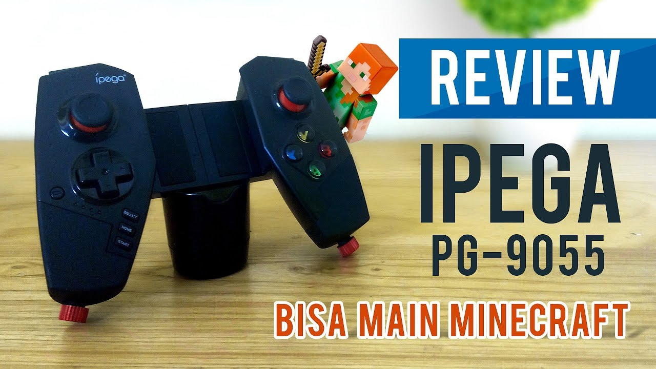 Review Ipega Pg 9055 Best Gamepad For Minecraft Pocket Edition Mobile Wireless Gaming Controller Bluetooth 30 Android And Ios 9021 Black Info