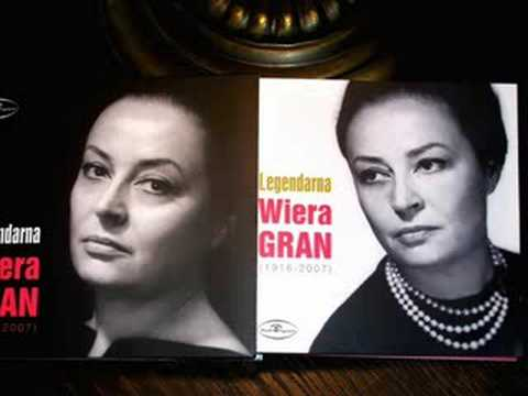 "Legendarna Wiera Gran (1) - ""Fernando"", tango !"