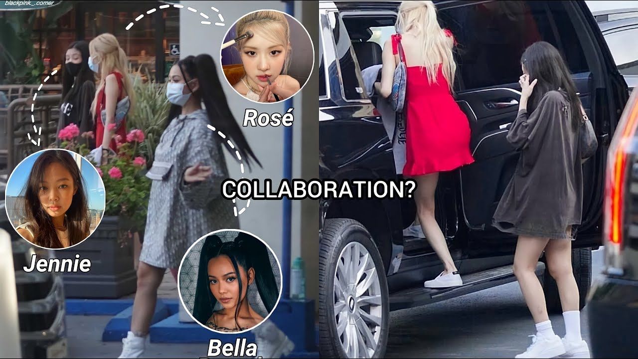 BELLA POARCH AND BLACKPINK's COLLAB?