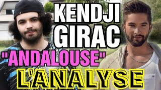 KENDJI GIRAC - ANDALOUSE : L