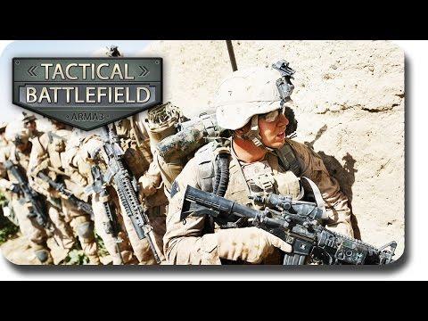Tactical Battlefield v3.12 ► Afghanistan Combat Patrol (ArmA 3 1080p)