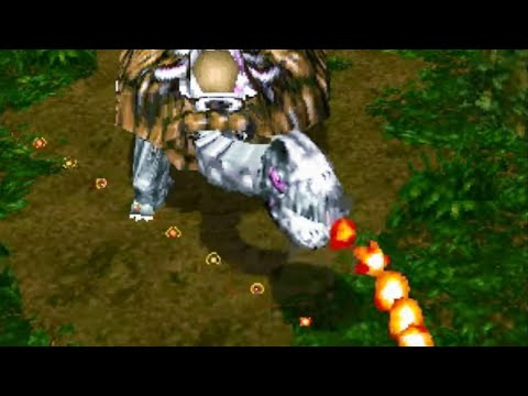 Contra: Legacy of War (PS1) Playthrough - NintendoComplete