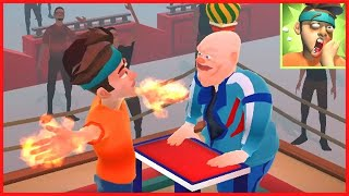 Slap Kings Mobile Gameplay Android & IOS Level 20-40