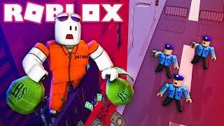 ROBLOX [PL] odc.7-JAILBREAK ! :D