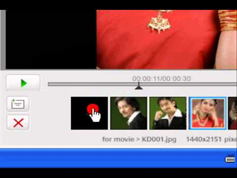 How To Create Movie with photos / Images In Picasa 3