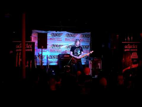 Jeff Loomis Canadian Clinic Tour LIVE Axe Music Megastore Calgary June 2013