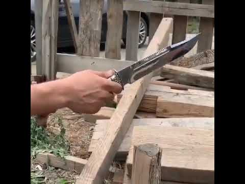 Нож Генерал. Кизляр