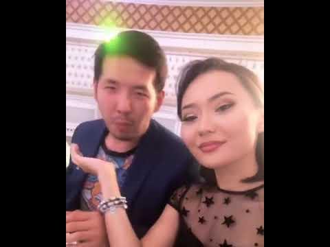 Айсауле Бахытбек и Алишер Кайдаров