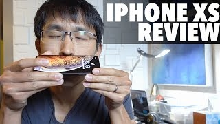 Apple iPhone XS Review (parody review)