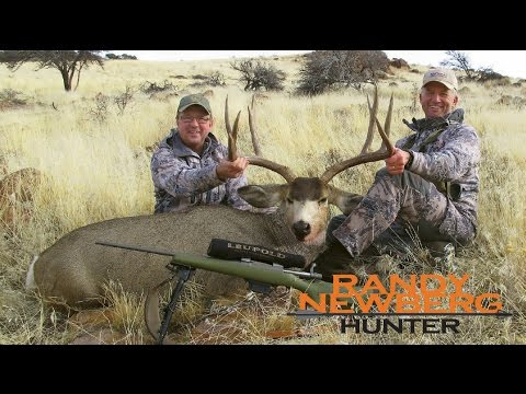 Hunting Nevada Mule Deer with Randy Newberg (FT S3 E4)