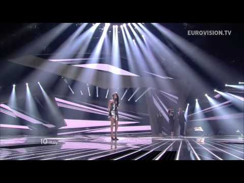 Nina Zilli - L'Amore È Femmina  (Out Of Love) - Live - Grand Final - 2012 Eurovision Song Contest
