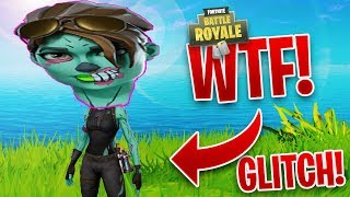 SCARY NEW GLITCH IN FORTNITE BATTLE ROYALE! (High Kill Solo-Duo Victory Royale Gameplay FortniteBR)