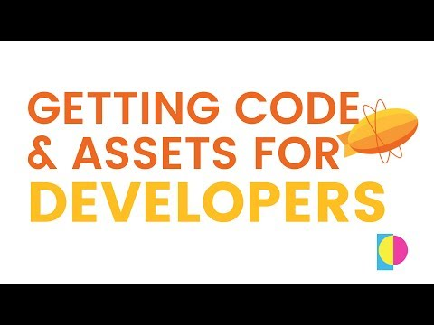 Zeplin Demo: Getting Code and Assets (for Developers)