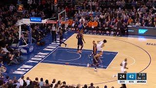 2nd Quarter, One Box Video: New York Knicks vs. Brooklyn Nets