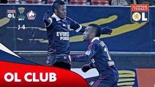 VIDEO: J-4 AVANT OL-LILLE (CDL) : UN JOUR, UNE 1/2 FINALE LORIENT-OL EN 2012 | Olympique Lyonnais