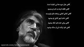 Gheysar Aminpour - گاهی گمان نمی کنی ولی خوب می شود- قیصرامین پور  - Mohsen Behnam