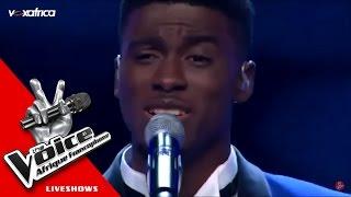 Justin Richard - Ave Maria | (The Voice Afrique francophone 2016 - GrandShow 1)