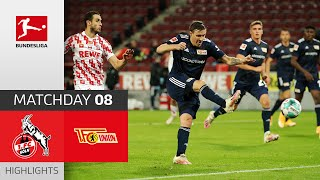 1. FC Köln - Union Berlin | 1-2 | Highlights | Matchday 8 – Bundesliga 2020/21