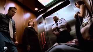 Четверо в лифте не считая негра