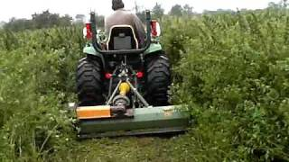 Compact Tractor Hire Thumbnail