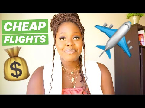 HOW TO FIND DIRT CHEAP FLIGHTS