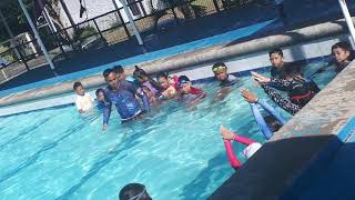 Swimming lesson 2018