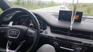Audi Q7 Autopilot