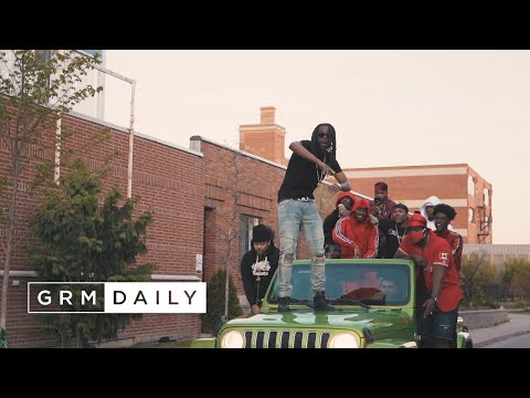 Shao Ft. Elaztic - Stylin [Music Video] | GRM Daily